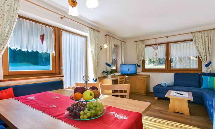 Appartement Enzian - Roderhof in Prags