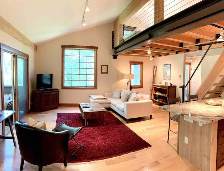 Modern Loft in Jackson Hole - Centrally Located
