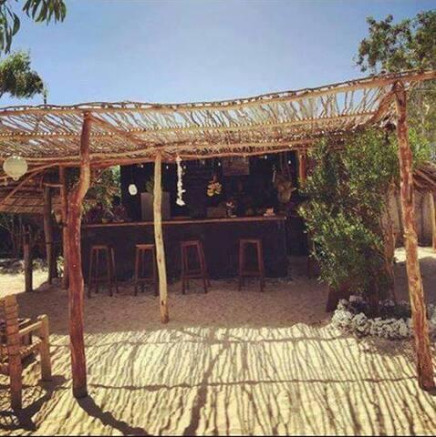 Twiga Beach Bungalows: Nne - Kizimkazi Dimbani - Bed & Breakfast