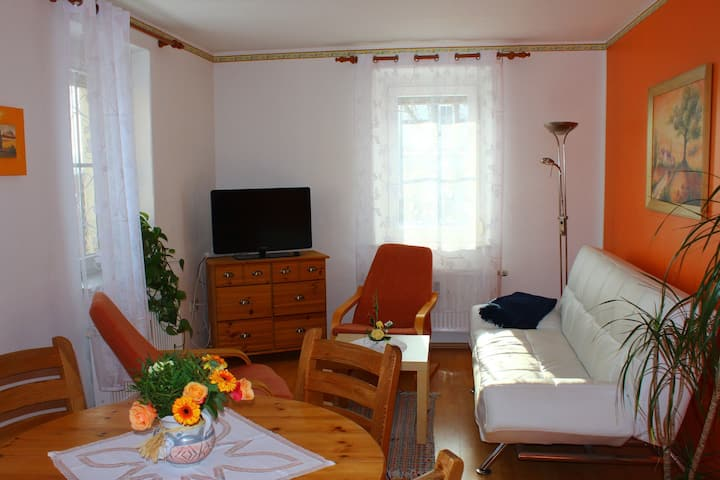 Gorgeous Apartment in Weißig Saxony with garden