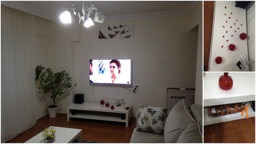 Nice Home to Stay - Ankara - Huoneisto