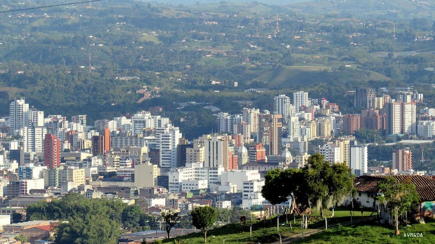 Great Apartment in gated community in Pereira.