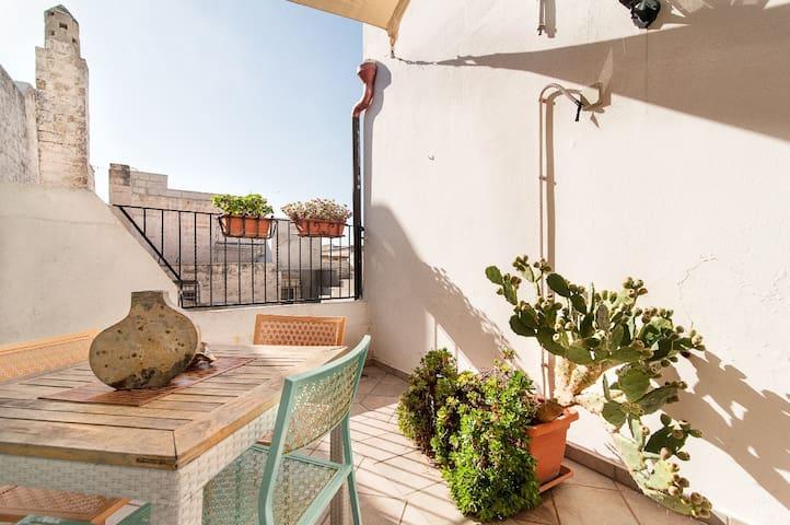 Flat for 5, Near the Gallipoli sea - Gallipoli - Apartment