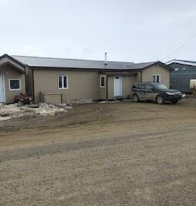 Beautiful 3 bedroom house over looking Iqaluit