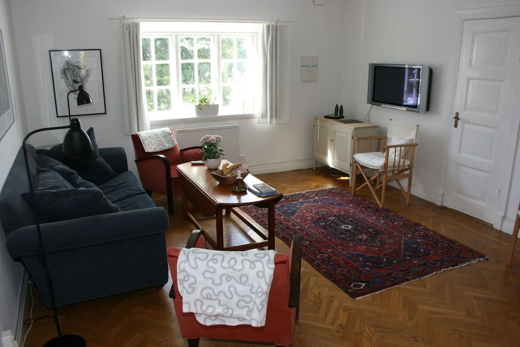 Vardagsrum. / Livingroom.