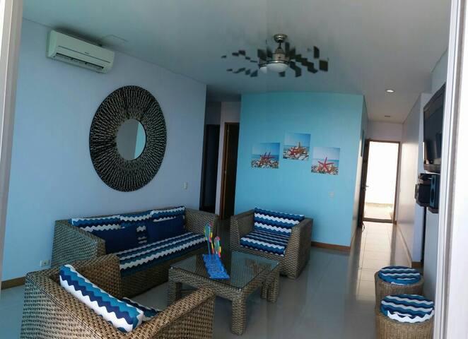 Apartamento  con vista al mar - COVEÑAS - Apartment
