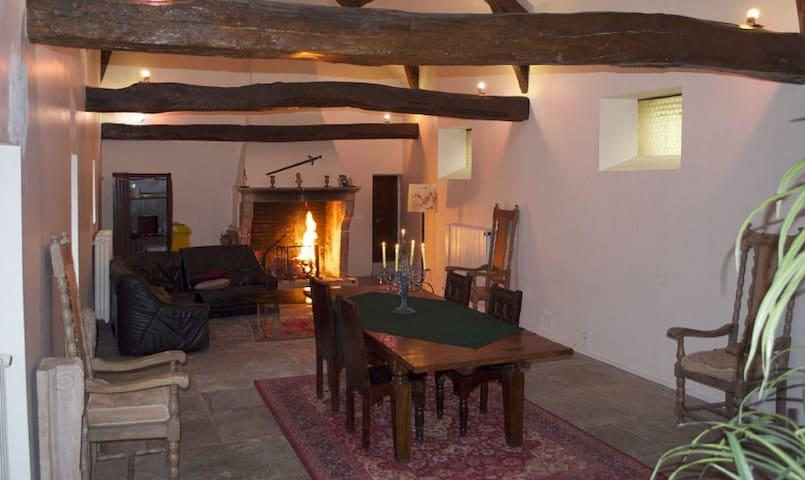 la Maison de l'Artiste - Barbey