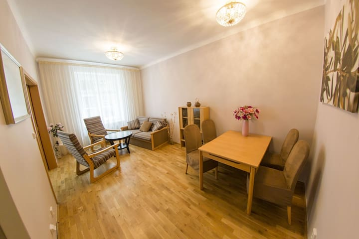 Charming Studio in Lovely Area Close to Castle - Praha - Huoneisto