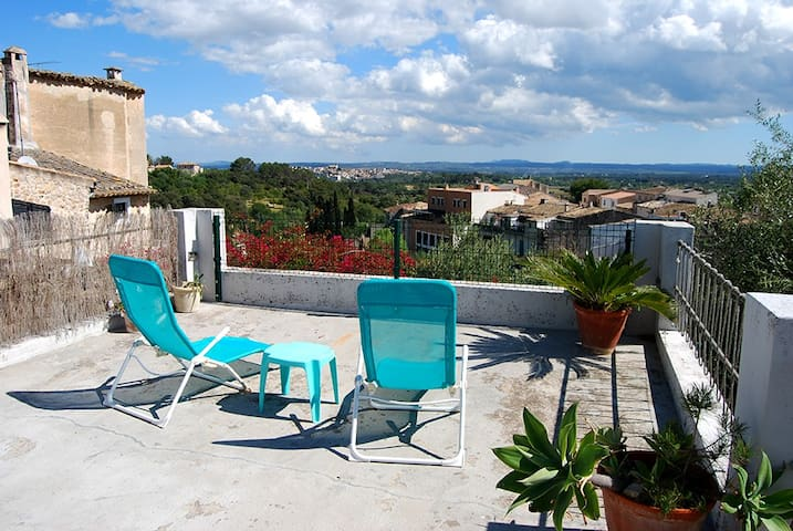 Can Massanet - Campanet - Apartment