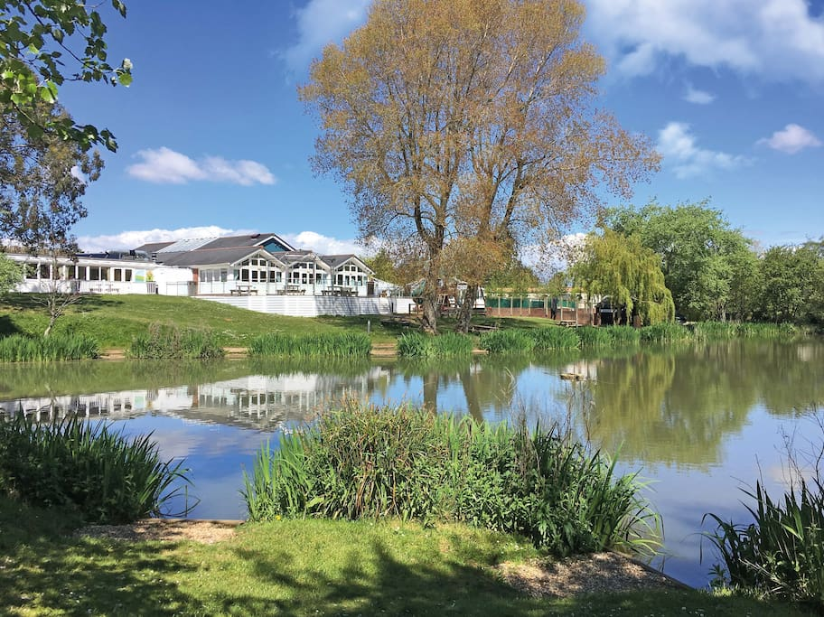 Central resort complex with a £3m site investment to come in Spring 2018