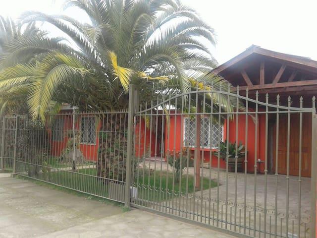 Loteo Prosperidad, avenida Lircay 128