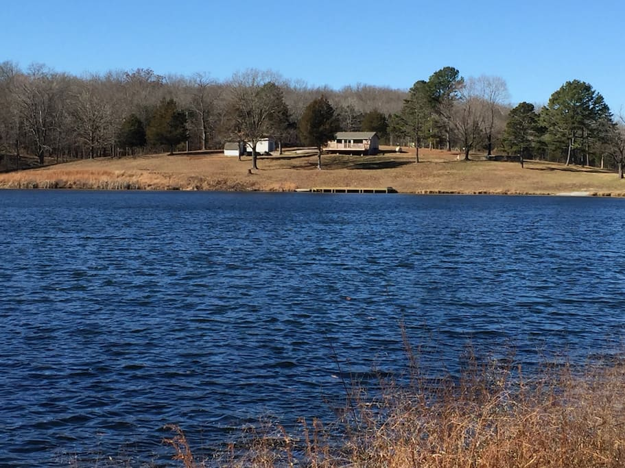 17 Acre Lake for your pleasure