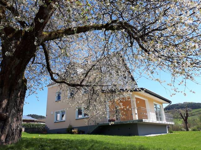 Haus Kerselaar 16 personen, vakantiehuis