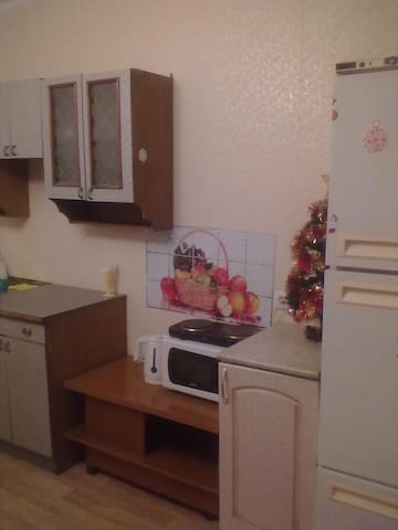 Сдам  квартиру-студию посуточно - Nowosibirsk