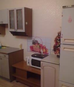 Сдам  квартиру-студию посуточно - Nowosibirsk - Wohnung