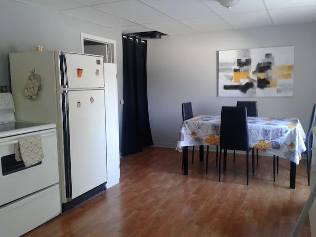 Le loft tranquille