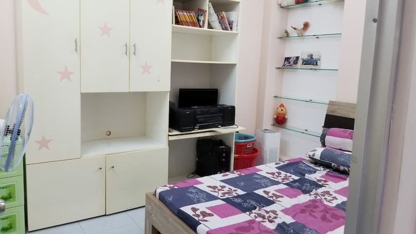 Fully-furnished 2-floor HOUSE in D3, city centre