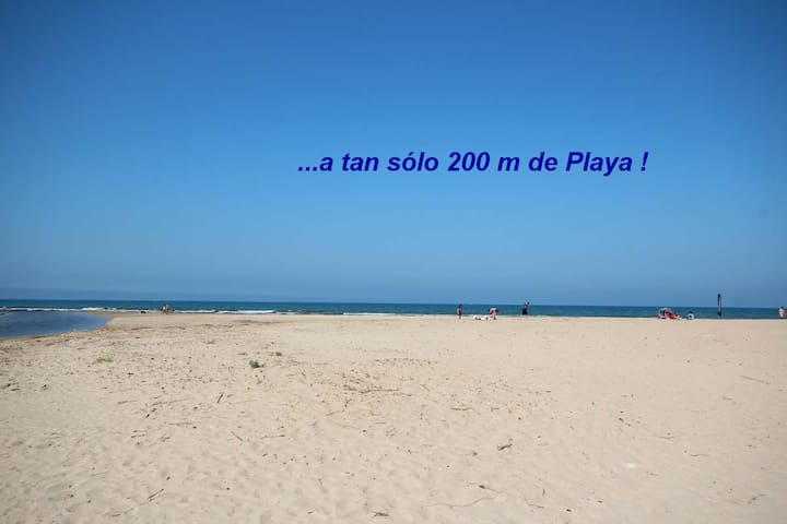 Estrella del Mar - 200m. from beach - Dénia - Daire