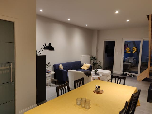 Charming renovated house in Gent!