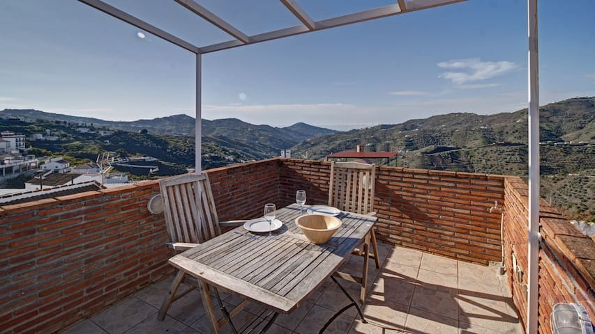 Casa Canillas - charming townhouse at La Axarquia