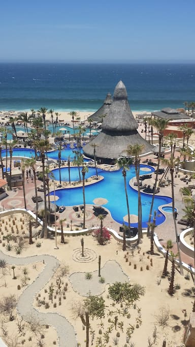 You're almost here!!! Cabo baby!!!