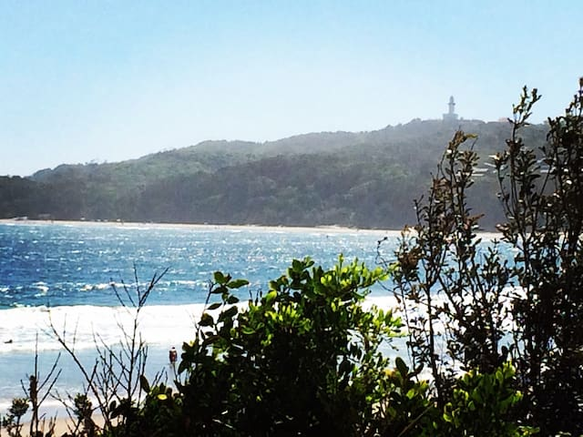 Cottage by the sea - Byron Bay