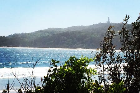 Cottage by the sea - Byron Bay - Dům