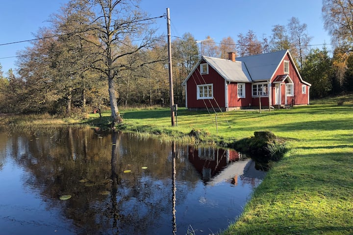 Skogslund Water Mill