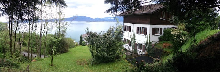 Lake Geneva Villa With Incredible View & Jaccuzi