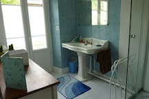 """Salle d'eau """"chambre 207"""""""