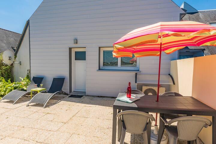 Mater Dei - Petite maison au calme, proche plage