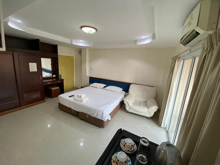 Sea Moscow -Comfort Rooms near Pratumnak Beach