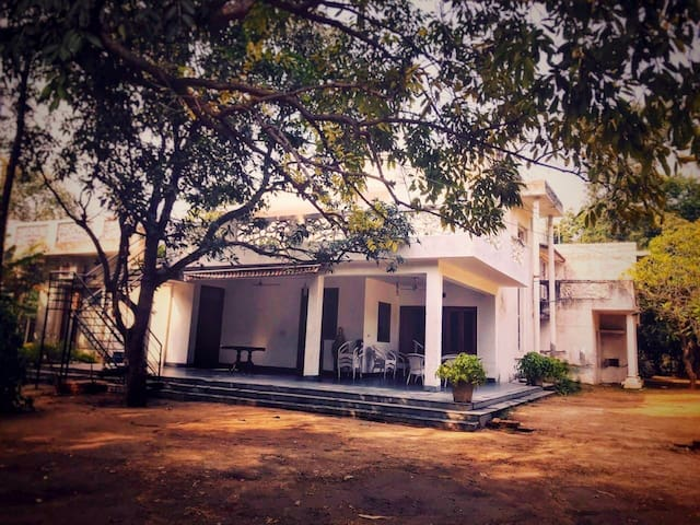 Celebrate at the awesome villa in Sainik Farms