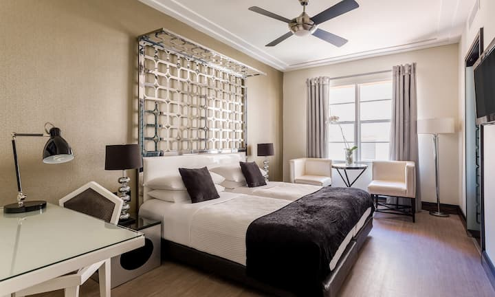 Room Mate Waldorf, Standard King