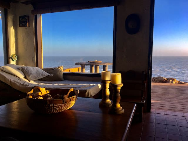 Gorgeous House, Stunning View - Cabo Polonio - House