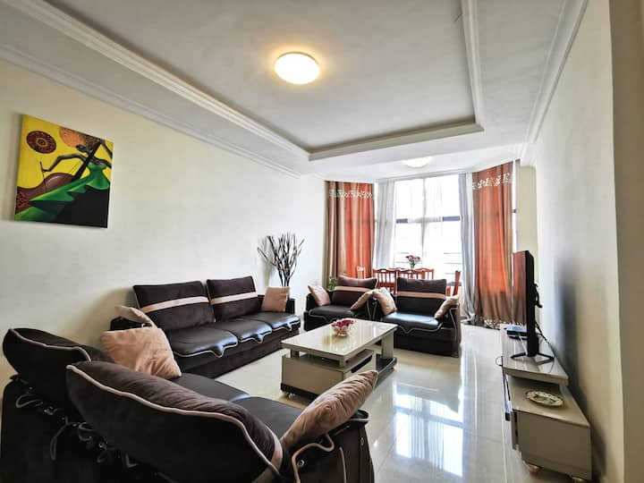 Luxury, Location, Great Views & Security at Bole!