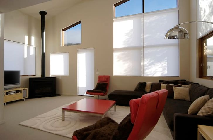 Snow Stream 10 three bedroom & loft - Thredbo