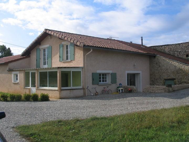 location maison de vacance dans la Drôme