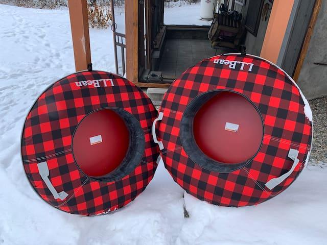 New sleds, December 2019