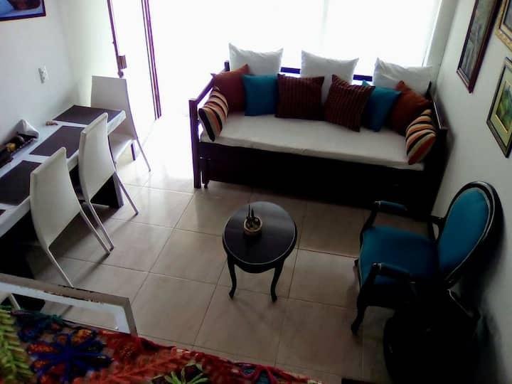 Apartaestudio Duplex (3 personas)