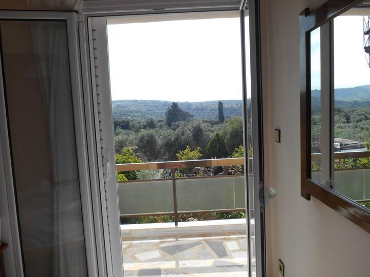 Holiday Villa Evaggelia- sea - view