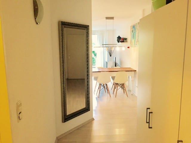 Nice appartment close to the Centre - Düsseldorf - Apartament