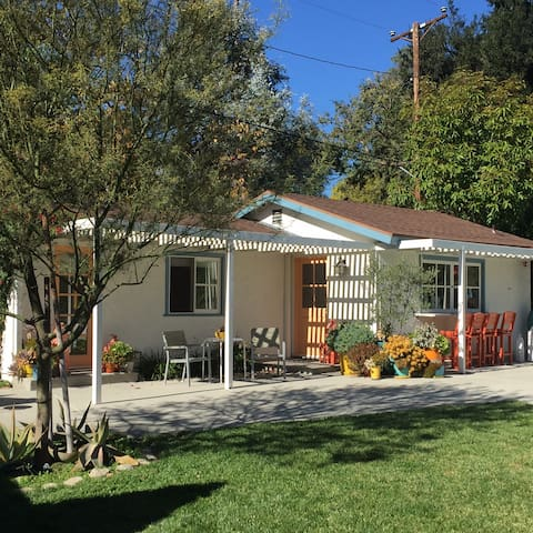 Bright pool guest house - La Cañada Flintridge - Ev