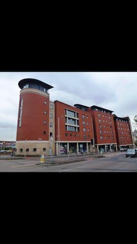 Large modern city centre apartment - Nottingham - Leilighet