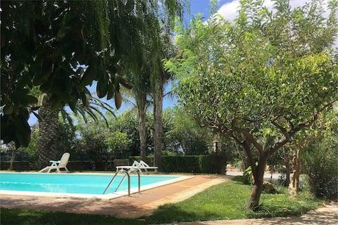 Dabbanna: sunny, cozy and quiet rooms