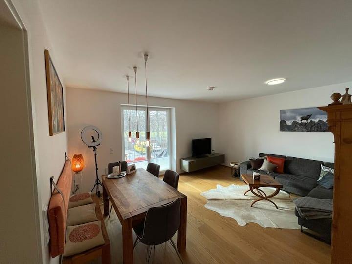 Exkl. 2-Zi-Workation Wohnung mit Flair in der Au