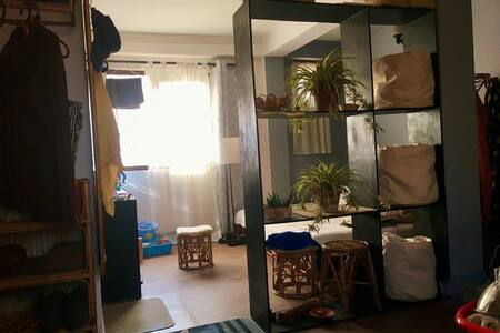 Botanical Rooftop private room w/ en-suite WC