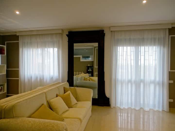 Luxury apartment close to Pompei and Amalfi coast