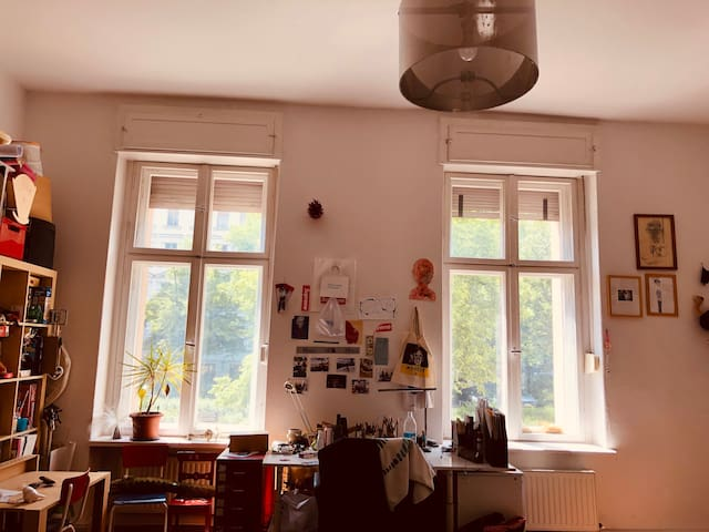 Nice apartment - Prenzlauer Berg - Kollwitzplatz