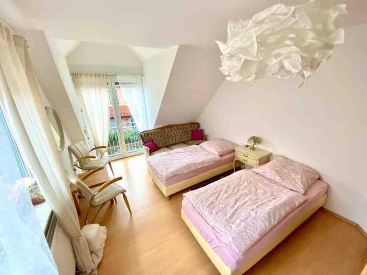 Gemütliche Zimmer im Herzen Veitshöchheims